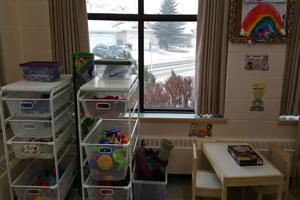 Msgr. Neville Anderson School room 2